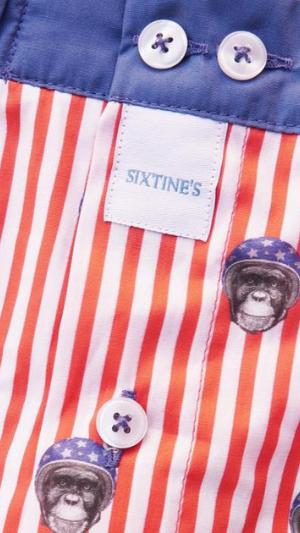 boxershorts van Sixtine's