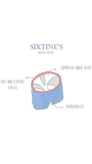 boxershorts van Sixtine's Waarschoot